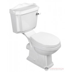 Ретро тоалетна моноблок Aqualine Antik AK107