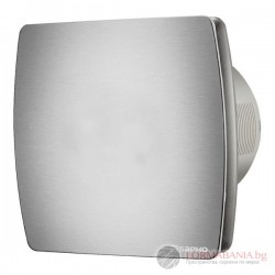 Вентилатор за баня Inox с клапа LX103