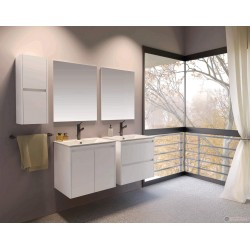 Мебели за баня Arvipo Beranjena
