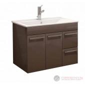 Elegance 75 Шкаф с мивка 750x450x550мм, 2 врати и 2 чекмеджета, цвят по RAL