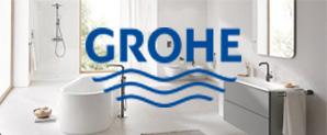 Grohe смесители, душове, мивки, тоалетни
