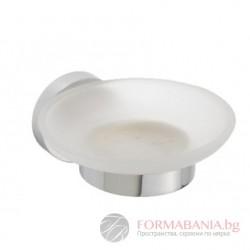 Bemeta Omega Стъклена сапунерка 104108042
