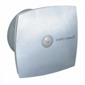 Вентилатор за баня с клапа Cata X-MART 10 MATIC инокс, 01045000