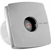 Вентилатор с клапа и индикатор Cata X-MART 12 инокс, ⌀120, 20W, 01050000
