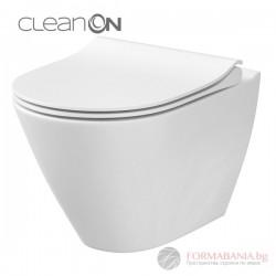Висяща тоалетна чиния Cersanit City K35-025