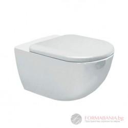 Duravit Architec Конзолна тоалетна чиния 2546090064