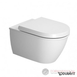 Duravit New Darling Висяща тоалетна с биде 2545390075