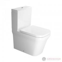 Duravit P3 Comforts Тоалетна за моноблок 2167090000