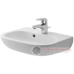 Duravit D-Code Мивка 45x34см за ръце, бяла 0705450000