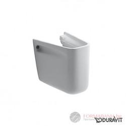 Duravit D-Code Полуконзола за мивка 08571800002