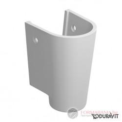 Duravit D-Code Конзола за мивка 08632700002