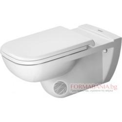 Duravit D-Code Vital Висяща тоалетна чиния 22280900002