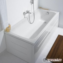 Duravit 700096 D-Code Вана за баня 160х70