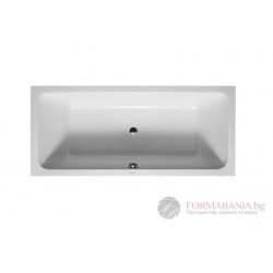 Duravit 700101 D-Code Вана за баня 180x80