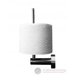 Duravit 009915100 D-Code Поставка за резервна ролка тоалетна хартия