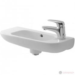 Duravit D-Code Малка мивка за баня 07065000002