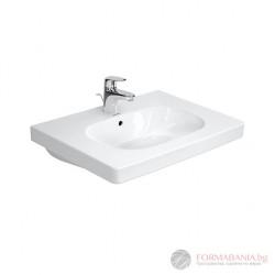 Duravit D-Code Мивка за баня с преливник 03426500002