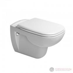 Висяща тоалетна чиния Duravit D-Code 25350900002