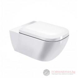 Duravit Happy D2 Конзолна тоалетна чиния 2222090000