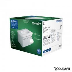 Duravit Ketho Шкаф за баня с мивка KT006202222