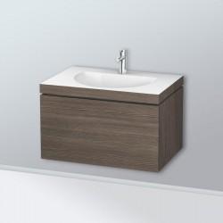 Duravit LC6900O5151 Шкаф за баня с мивка 80x50x54