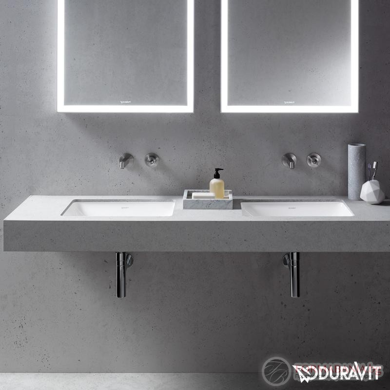 duravit starck 3 starck 3 wall hung basin by duravit just. Black Bedroom Furniture Sets. Home Design Ideas