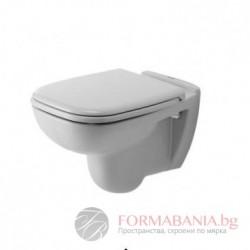 Duravit D-Code Стенна тоалетна чиния 2209090000
