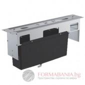 Grohe Тяло за вграждане за 4/5 дупкова комбинация за вана 29037000