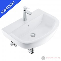 Grohe 39643000 Комплект мивка за баня със смесител