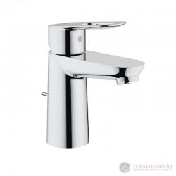 Grohe BauLoop Смесител за мивка с изпразнител 23335000