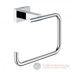 Grohe Essentials Cube - Поставка за тоалетна хартия 40507001