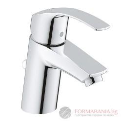 Grohe Eurosmart Смесител за мивка с изпразнител 33265002