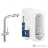 Grohe 31454DC1 Система за филтрирана, изстудена и газирана вода