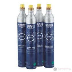 Grohe 40422000 Сет 4 бутилки 425 гр. CO2