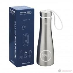 Grohe 40848SD0 Blue Термо бутилка за вода инокс