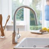Grohe 31483002 Concetto Смесител за кухня с издърпващ се душ
