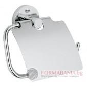 Grohe 40367001 Essentials, поставка за тоалетна хартия