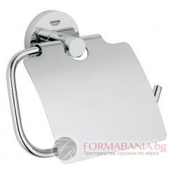 GROHE Essentials, поставка за тоалетна хартия 40367001