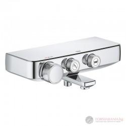 Grohe Grohtherm SmartControl Термостатен смесител за вана и душ 34718000