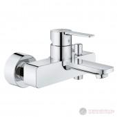 Grohe Lineare 33849001 Стенен смесител за вана/душ