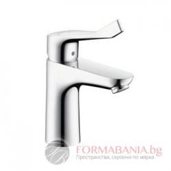 Hansgrohe Focus 100 Смесител за мивка за инвалиди 31911000