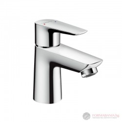 Hansgrohe Talis Малък смесител за мивка с изпразнител 71700000