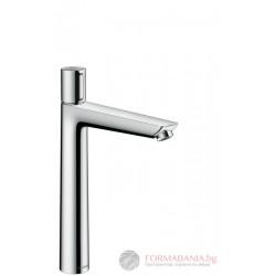 Hansgrohe Talis Select E Смесител за мивка тип купа с изпразнител 71752000