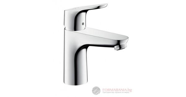Hansgrohe Focus 100 Смесител за мивка 31607000 Форма Баня