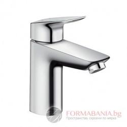 Hansgrohe Logis Смесител за мивка с изпразнител 71100000