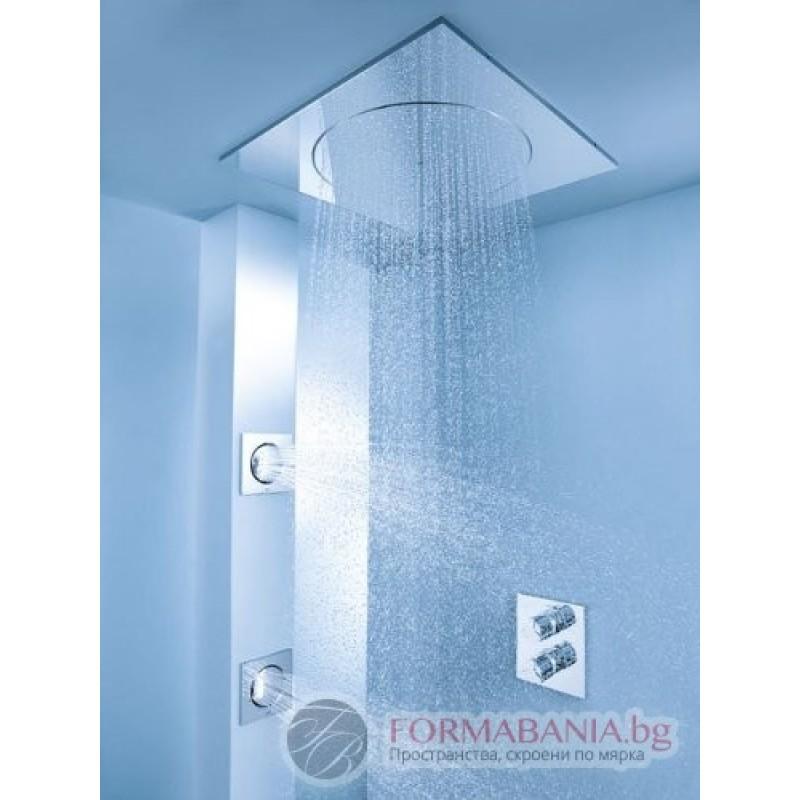 hansgrohe raindance air overhead shower 26472000. Black Bedroom Furniture Sets. Home Design Ideas