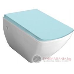 Isvea Purity - Тоалетна чиния за вграждане 35x55,5см
