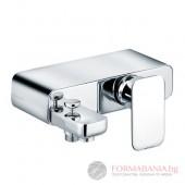 Kludi E2 Смесител за душ и вана 494450575