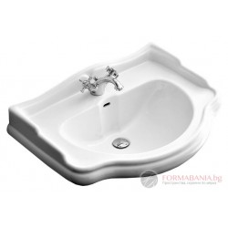 Kerasan Ретро мивка за баня с 1 отвор 104601