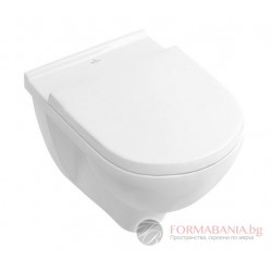 Villeroy & Boch O.Novo Окачена тоалетна чиния с Direct Flush 5660R001